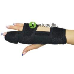 Шина за пръсти на ръката-втори и трети