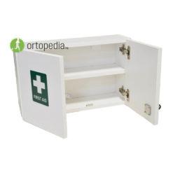 Аптечка за стена с ключалка-ПДЧ