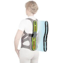 Колан за кръбнака коригиращ стойката