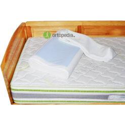 Анатомична възглавница с охлаждащ гел