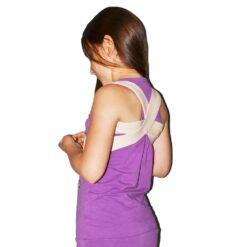 Детски колан за изправяне на раменете