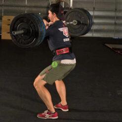Фитнес колан за вдигане на тежести