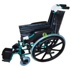 Сгъваема рингова инвалидна количка