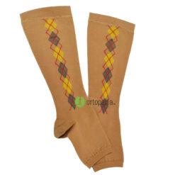 Компресивни чорапи-къси с отворени пръсти