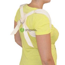 Ортеза за ключица и изправени рамене