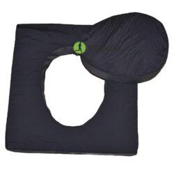 Възглавница с отвор за тоалетни помощни средства