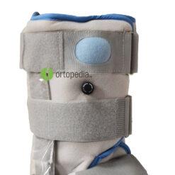 Ортопедичен ботуш с въздушна стабилизация-висок