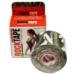 RockTape лента за кинезиотейпинг-камуфлаж