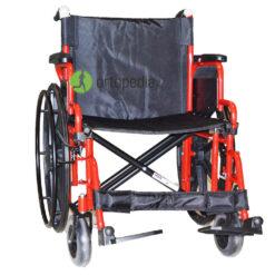 Рингова инвалидна количка за тежки хора