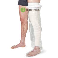 Защитен крачол за кръпане-цял крак