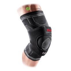 Компресираща наколенкта със стабилизация на коляното