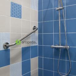 Стоманена дръжка за банята-60см дължина