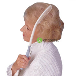 Гребен за коса с дълга дръжка