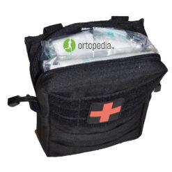 Оборудвана аптечка за първа помощ-40 части