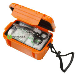 Водоустойчиво куфарче с медицински консумативи-20 части
