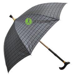 Алуминиев бастун чадър с регулируема височина