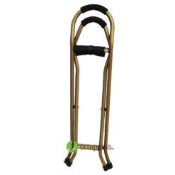 Разтегателен бастун столче за придвижване