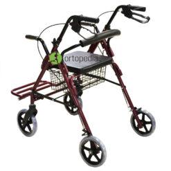 Ролатор и количка за придвижване в едно