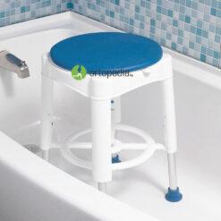 Тоалетен стол за тежки хора-до 140кг