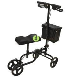 Скутер за коляно със сваляща се кошница